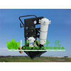 河南温州精细滤油车LUCA-100×3滤
