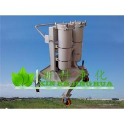 新乡滤油机厂南通LUC-100*2滤油小