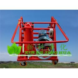 河南滤油机LUCB-40*3型精细滤油车