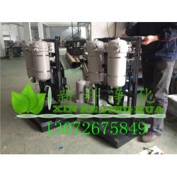 GLYC-100系列高粘度滤油机电厂