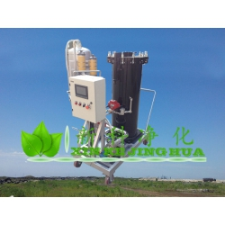 河南GLYC-100B高粘度油用滤油机滤