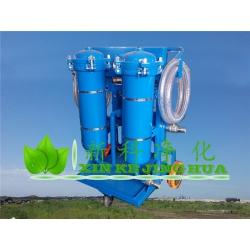 LYC-100B高精度滤油机哈尔滨滤油小