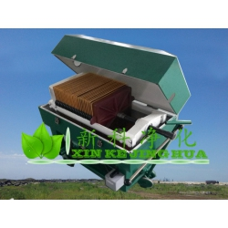 河南滤油机厂LY-150系列板框压力式滤