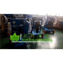 维修便移式LYC-63A液压油滤油机