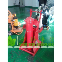 GLYC-50A高粘度油滤油机西安加油机