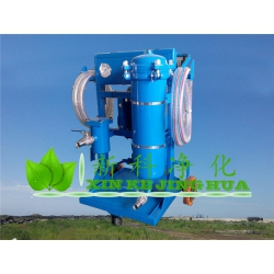 LYC液压油滤油机系列LYC-50A高精