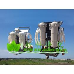河南滤油机厂LYC-50A液压油滤油机