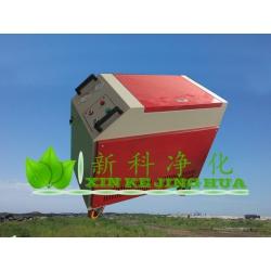 新乡市滤油机LYC-50C三级箱式滤油车