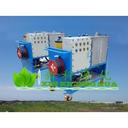 GLYC-100系列高粘度滤油机加油小车