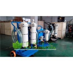 化工专用滤油机新科GLYC-100B高粘