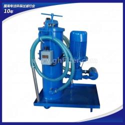 小推车式移动滤油机LUC-40x10