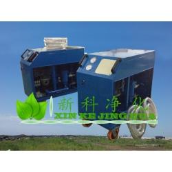 河南LY系列板框压力式滤油机LY-100