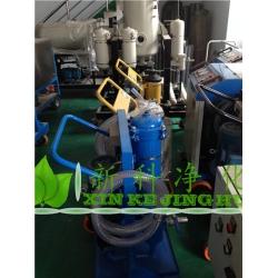 河南南阳滤油机双筒LYC-100B不锈钢