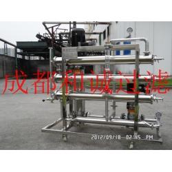 果汁超滤膜过滤澄清除杂技术