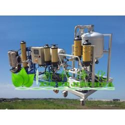 箱式聚结滤油机聚结脱水滤油机HCP100A-380-50KC