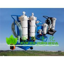 河南LYC-B100滤油车_液压油滤油机_滤油车