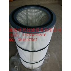 零排放脉冲干杯式环保粉尘打磨柜滤筒