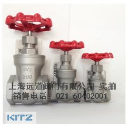 KITZ不锈钢丝扣闸阀UEL 上海远道进