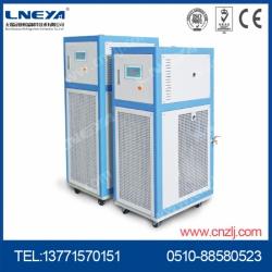 冠亚密闭风冷式低温冷却循环机高换热效率