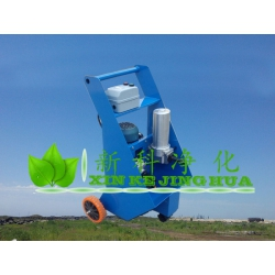 LUC40*5型液压油滤油车滤油小车加油