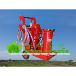 滤油车LUC-100x10滤油小车厂家