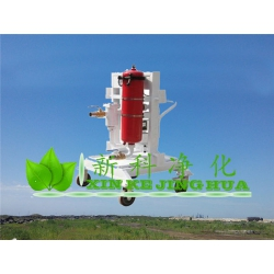 LUC100*3精细滤油车加油机新乡滤油