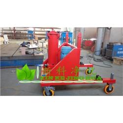 LUCB-40*3型精细滤油车