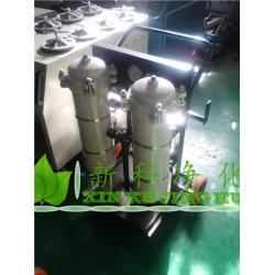 温州新乡LUCA40*3滤油车厂