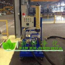 220号高粘度油滤油机LYC-40C箱式