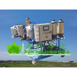 高粘度滤油机带加热装置LYC-40C箱式