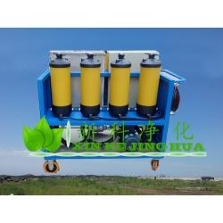 320号油滤油机GLYC-32C液压油滤