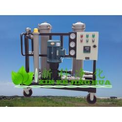GLYC-100B高粘度油用滤油机滤油机