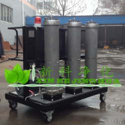 GLYC-100B高粘度油用滤油机真空滤