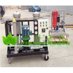 LYC-100G系列润滑油滤油机液压油滤