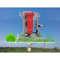 GLYC-32A滤油机滤油小车液压油滤油