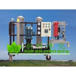 GLYC-B100高粘度油用滤油机哈尔滨