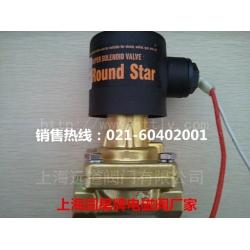 ZCZ-15F铜法兰电磁阀 Roud s