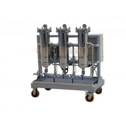 滤油机,不锈钢,双筒,LYC-B