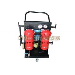 滤油机,三级,高精度,LYC-100B