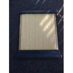 扁平褶皱式高效除尘滤片(CFE)