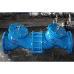 浙江HS41X防污隔断阀(倒流防止器)