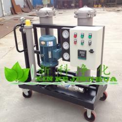FLYC-100B化工防爆滤油机山东高粘度油滤油机