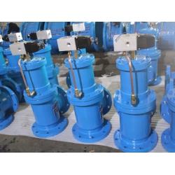J744X/J644X液压、气动角式快开排泥阀