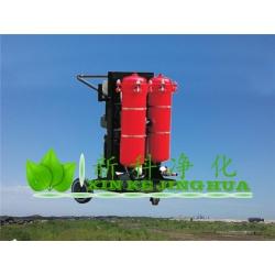 GLYC-100B高粘度油用滤油机电厂专用滤油机