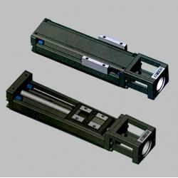 线性导轨滑台模组含滑块可配步进电机长度可定制滚珠滑台