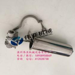 不锈钢前置单芯管道过滤器304产品特点
