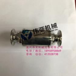 卫生级快装热静力疏水阀CS817H