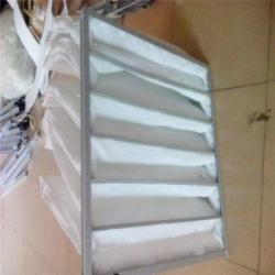 初效棉串联式滤袋 空气过滤