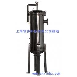 上海不锈钢正压茶饮料袋式过滤器