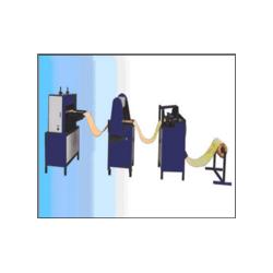 连续挤压式活性炭滤芯生产设备
